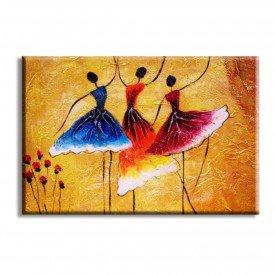 Tela Bailarinas Espanhol
