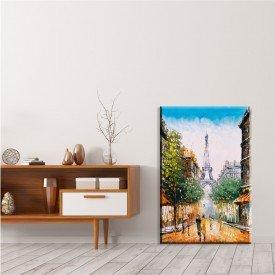 Tela Ruas de Paris