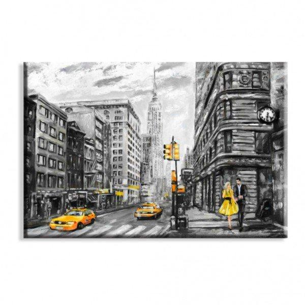 Tela New York Street