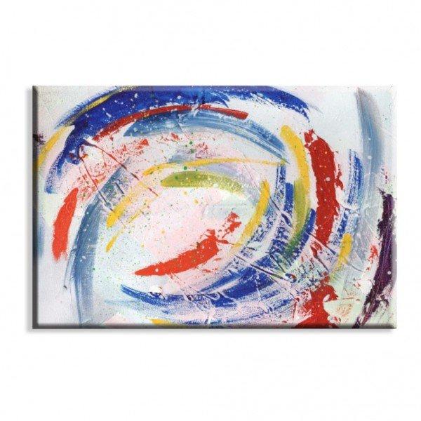 Tela Abstrato Circular