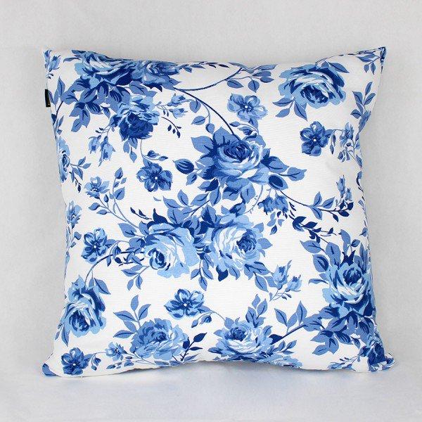 Almofada Belize Floral Azul