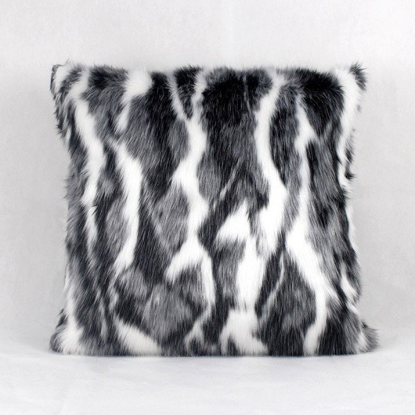 Almofada Vison Pelo Zebra