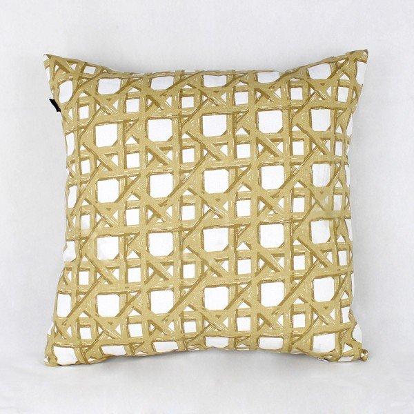 Almofada Granada Pallet Dourada