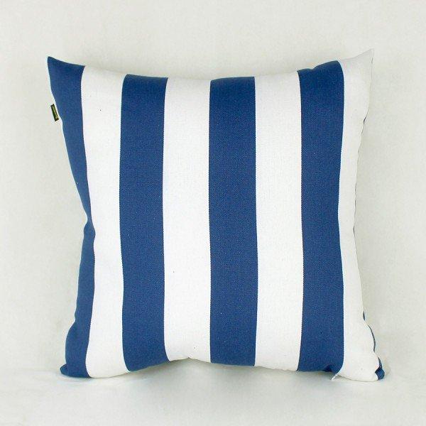 Almofada Granada Listra Azul