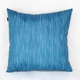 Almofada Aquamarine Mesclada Azul