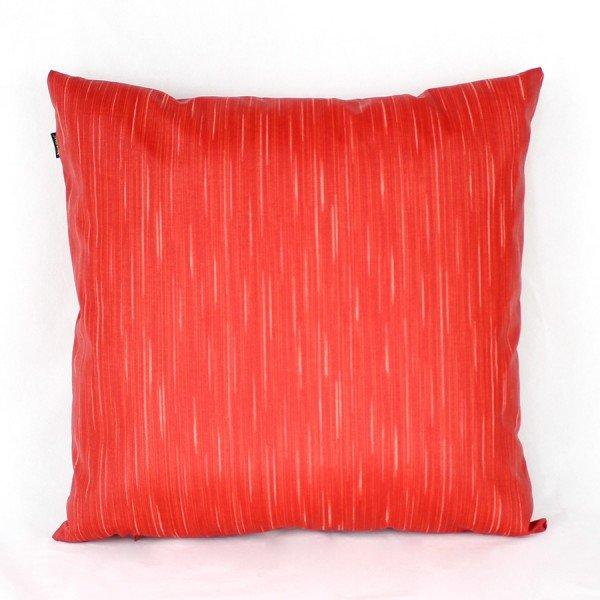 Almofada Aquamarine Mesclada Vermelha