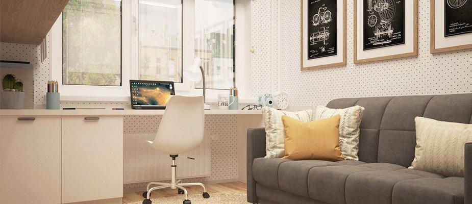 Como Decorar Apartamento Pequeno: 3 Dicas Incríveis