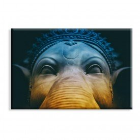 Tela Canvas Ganesha Face