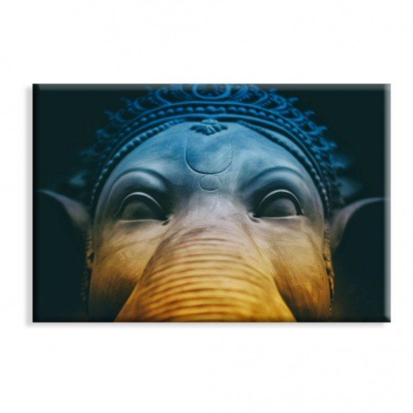 Tela Canvas Ganesha Face