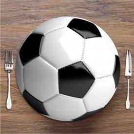 Sousplat Bola de Futebol