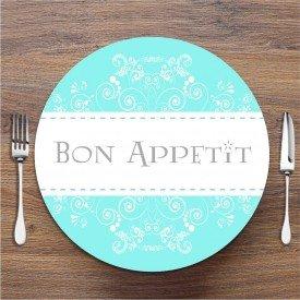 Sousplat Bon Appetit