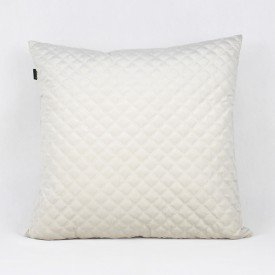 Almofada Aconchego Branco Gelo