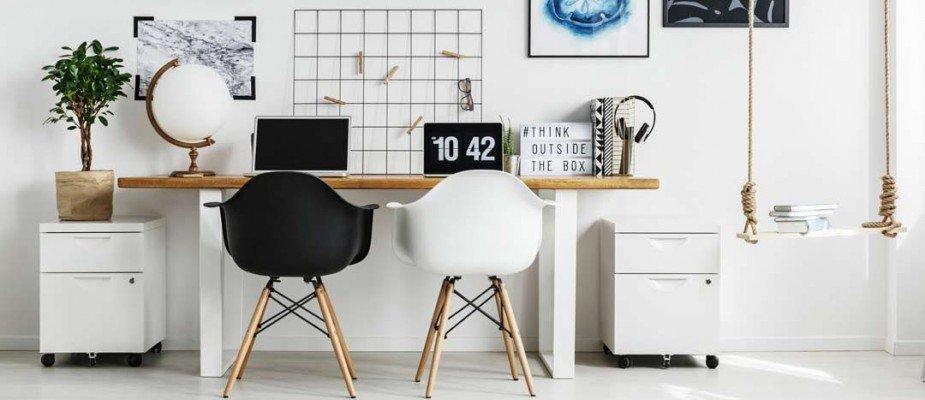 8 dicas de decoração para home office pequeno