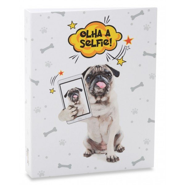 ALB919 lbum Pet Lovers Rebites Co Selfie 160 Fotos 10X15