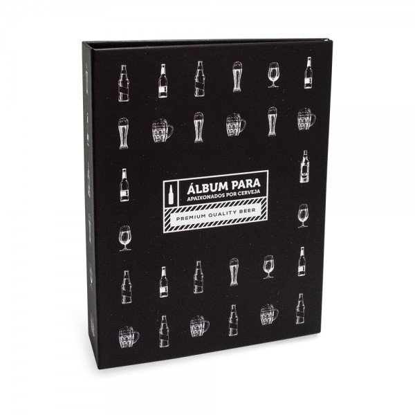 ALB933 lbum Criativa Rebites Cerveja 160 Fotos 10X15
