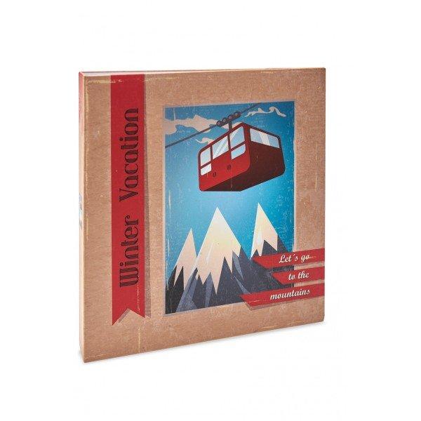 ALB113 lbum Autocolante Montanhas 15 Folhas