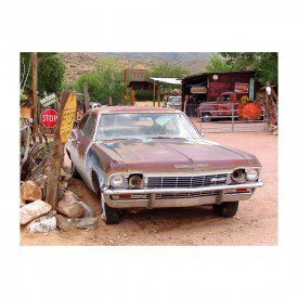 placa decorativa em mdf carros antigos oldschool