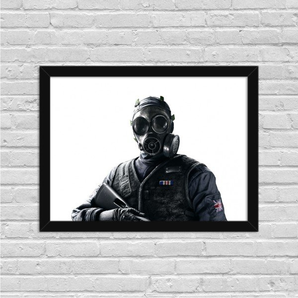 Quadro Decorativo Gamer Tom Clancy's