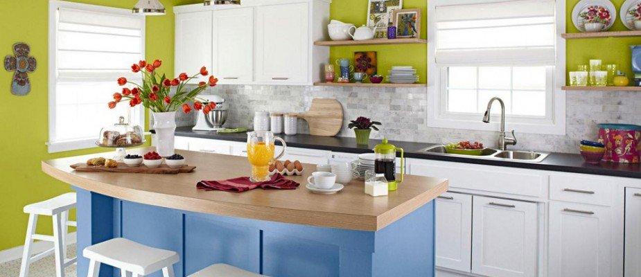 5 Dicas Para Ter Uma Cozinha Colorida