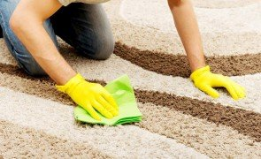 limpar tapetes prego e martelo capa