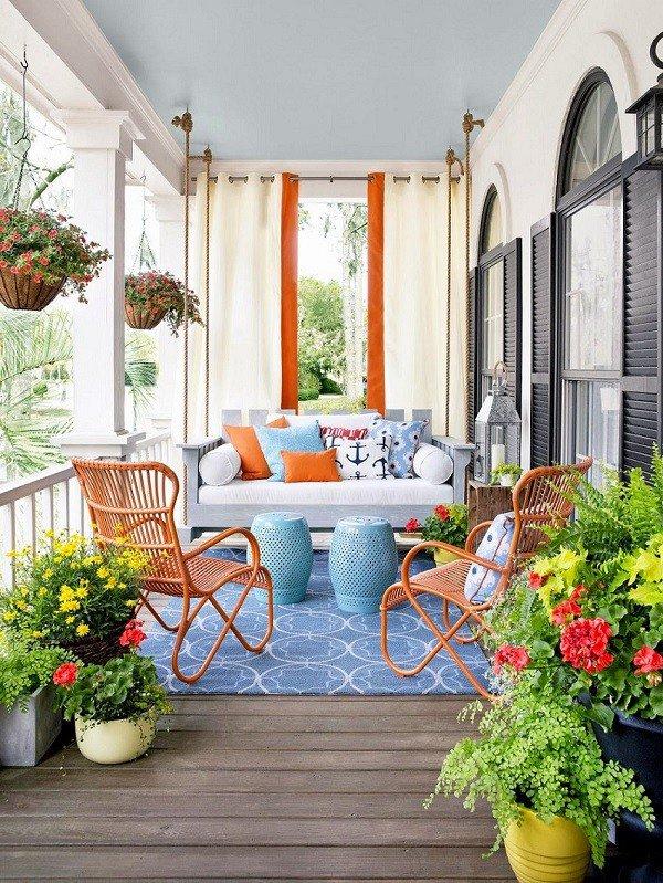 varanda aberta garden seats