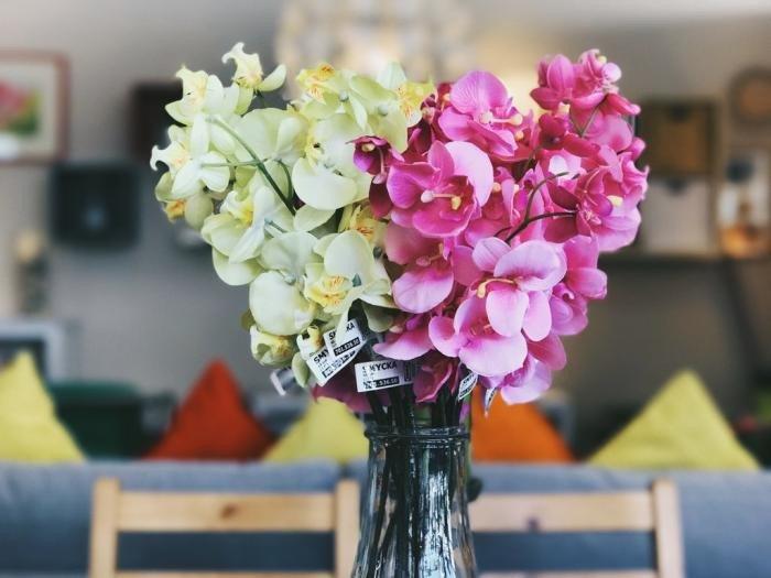 flores prego e martelo