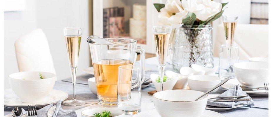 Ideias decor: como arrumar a mesa de jantar para todos os momentos do dia