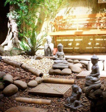 decor zen prego e martelo materiais