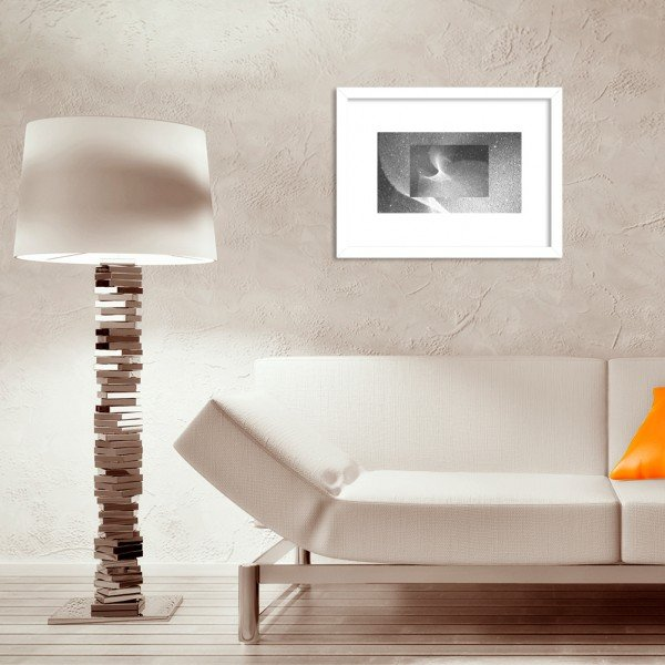 Quadro Decorativo Alternativo Abstrato Moderno