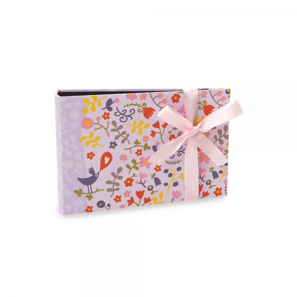 Álbum Gift Solda Laço Rosa 60 Fotos 10X15