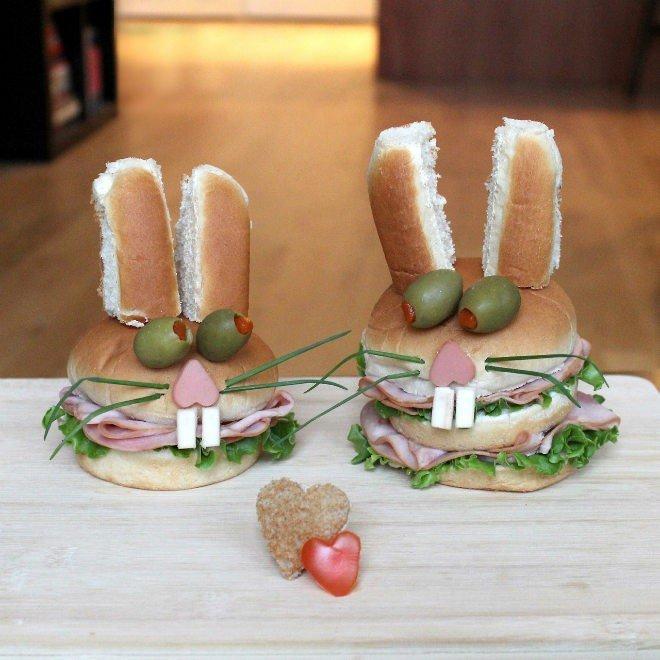 sanduiche coelho prego e martelo