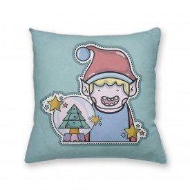 Almofada Decorativa Own Elfo Noel