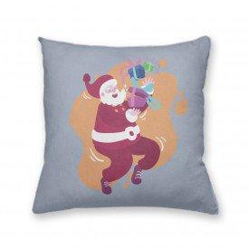 Almofada Decorativa Own Papai Noel Divertido