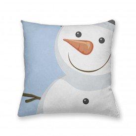 Almofada Decorativa Own Boneco de Neve