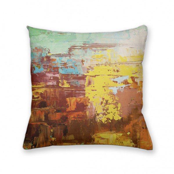 Almofada Decorativa Own Colorful Abstract