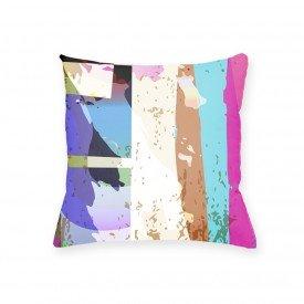 Almofada Decorativa Own Abstrato em Cores