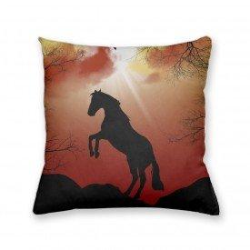 Almofada Decorativa Own Silhueta Cavalo