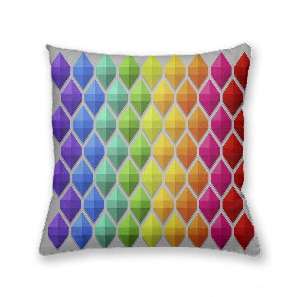 Almofada Decorativa Own Geométrica Colorida