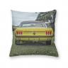 Almofada Decorativa Own Carro Antigo Mustang Amarelo