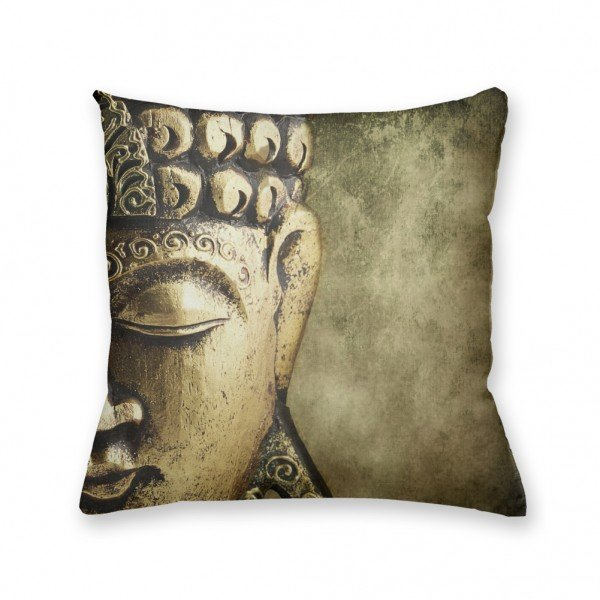 Almofada Decorativa Own Estátua Buda