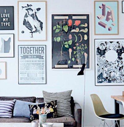 decoracion depto 3 ambientes ambientes blancos 1