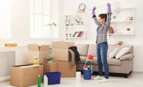 clean house prego e martelo