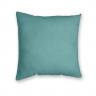 Almofada Decorativa Lisa Azul Tiffany