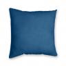 Almofada Decorativa Azul Lisa