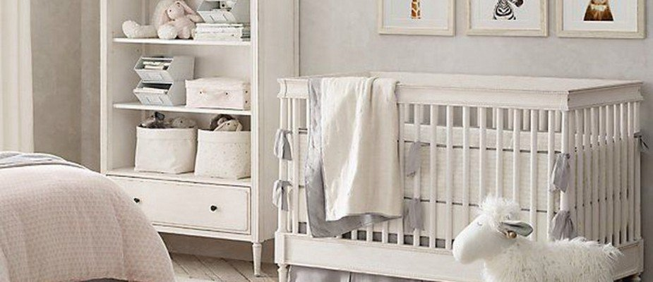 10 cuidados com a decoração de quartos de bebê