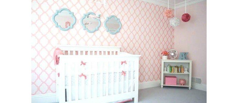 Tendências de decoração de quarto de bebê para 2020!