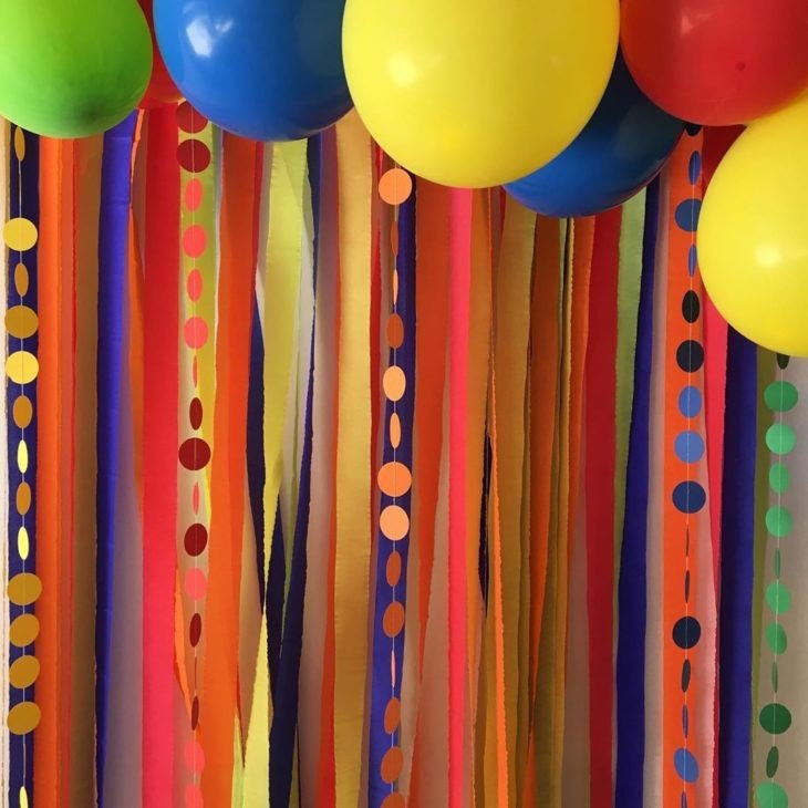 decoracao de carnaval balao