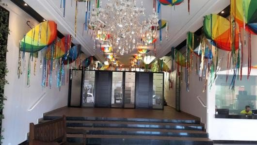 decoracao de carnaval 3