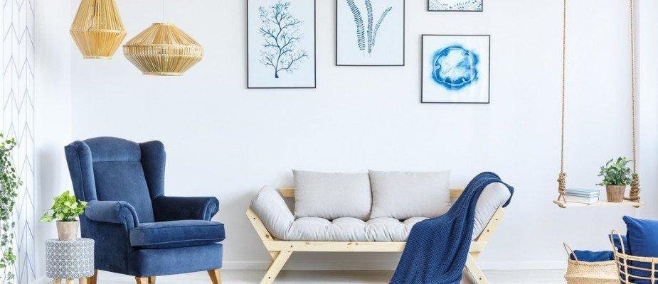 Que tal incluir um pouco de arte na decoração de sua casa?