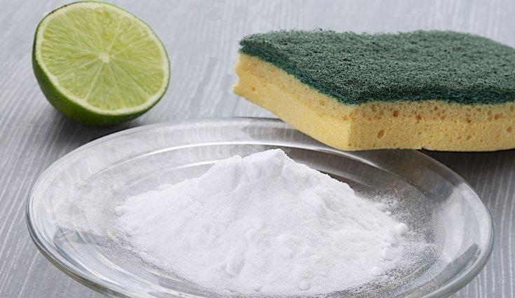bicarbonato de sodio prego e martelo